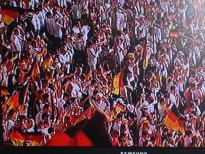 Fankurve Deutschland