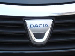 Neues Dacia-Logo
