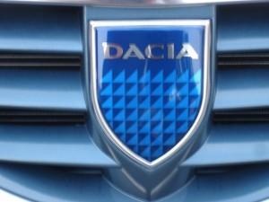 altes Dacia-Logo