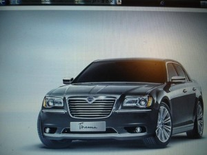 Chrysler Lancia NEW THEMA