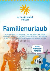 """Schauinsland-Reisen - Ein Katalog ohne Preise (""""Preise werden sowieso überschätzt ..."""")"""