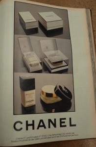 Channel Werbung 1978 - Luxusmarken folgen keinem Werbetrend