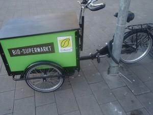 Erdkorn Fahrrad